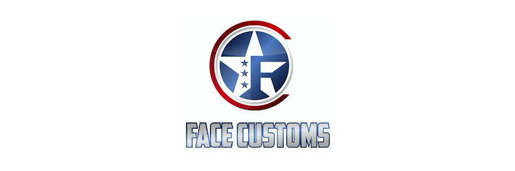 Face Customs Site Banner