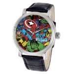 Fancy a personalised Marvel watch?