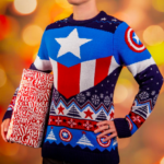 Marvel Christmas Jumper