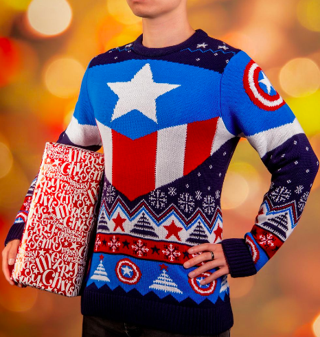 Captain America Jumper