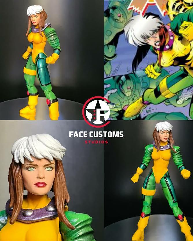 Facecustoms - AOA Rogue Collage
