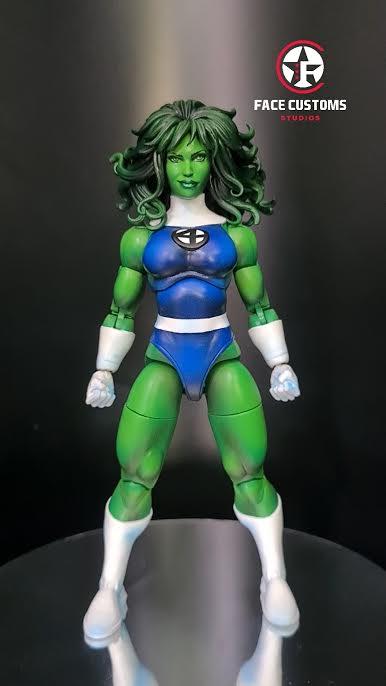 She-Hulk Fantastic Four